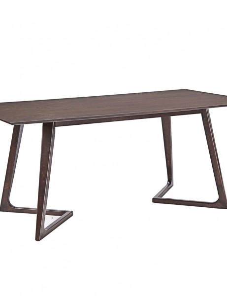 Sherwood Walnut Wood Dining Table1 461x614