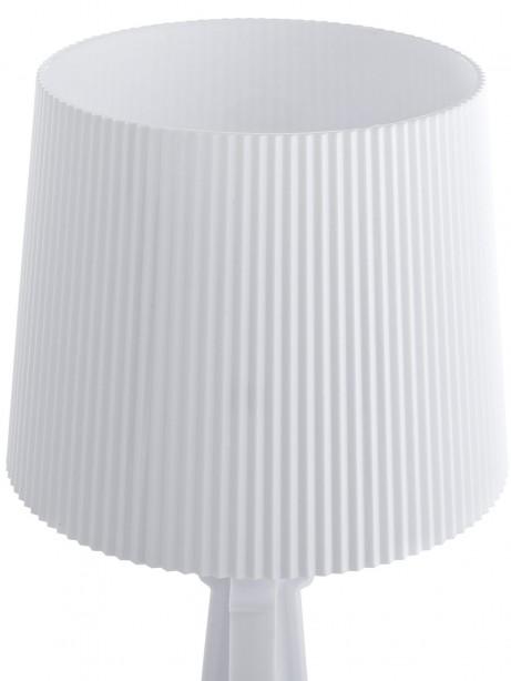 White Acrylic Table Lamp Medium 3 461x614