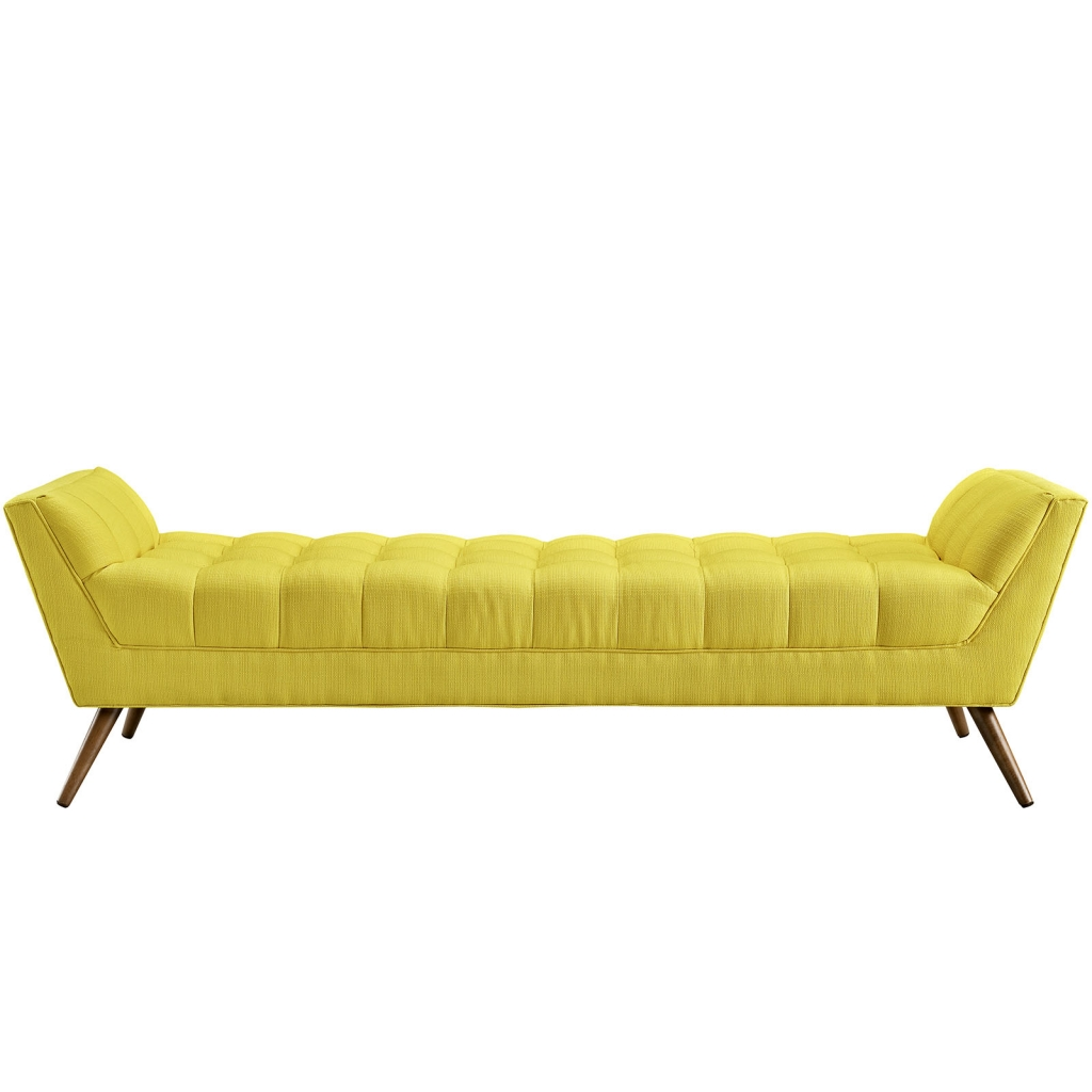 Yellow Hued Bench Large 2