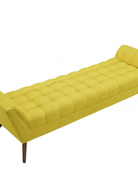 Yellow Hued Bench Large 461x614