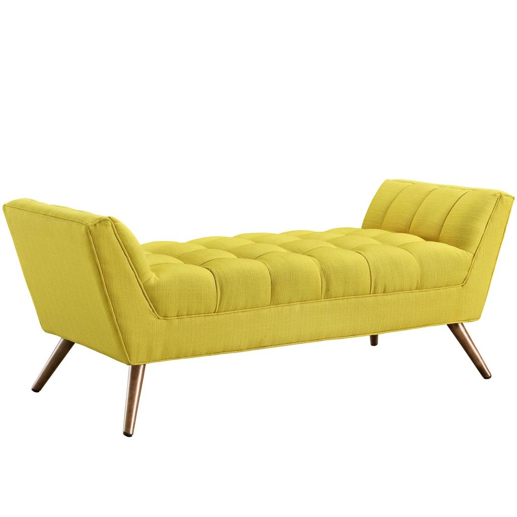 Yellow Hued Bench Medium 4