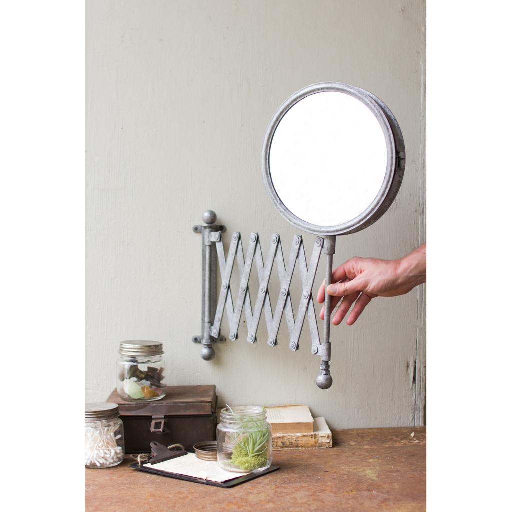 accordion Modern wall mirror