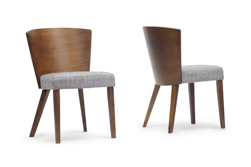 helsinki chair wood gray