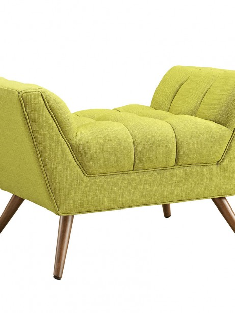 hued lime green ottoman 461x614