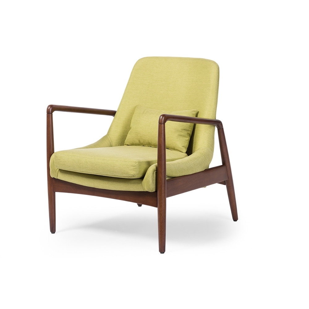 Conroy Green Accent Armchair 2