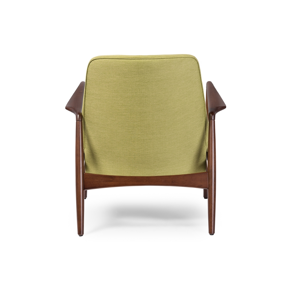 Conroy Green Accent Armchair 4