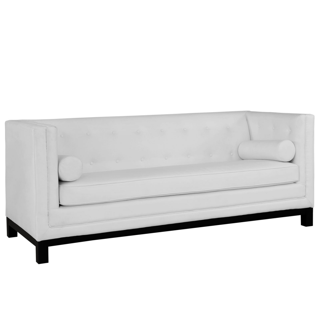 White Empire Sofa 2