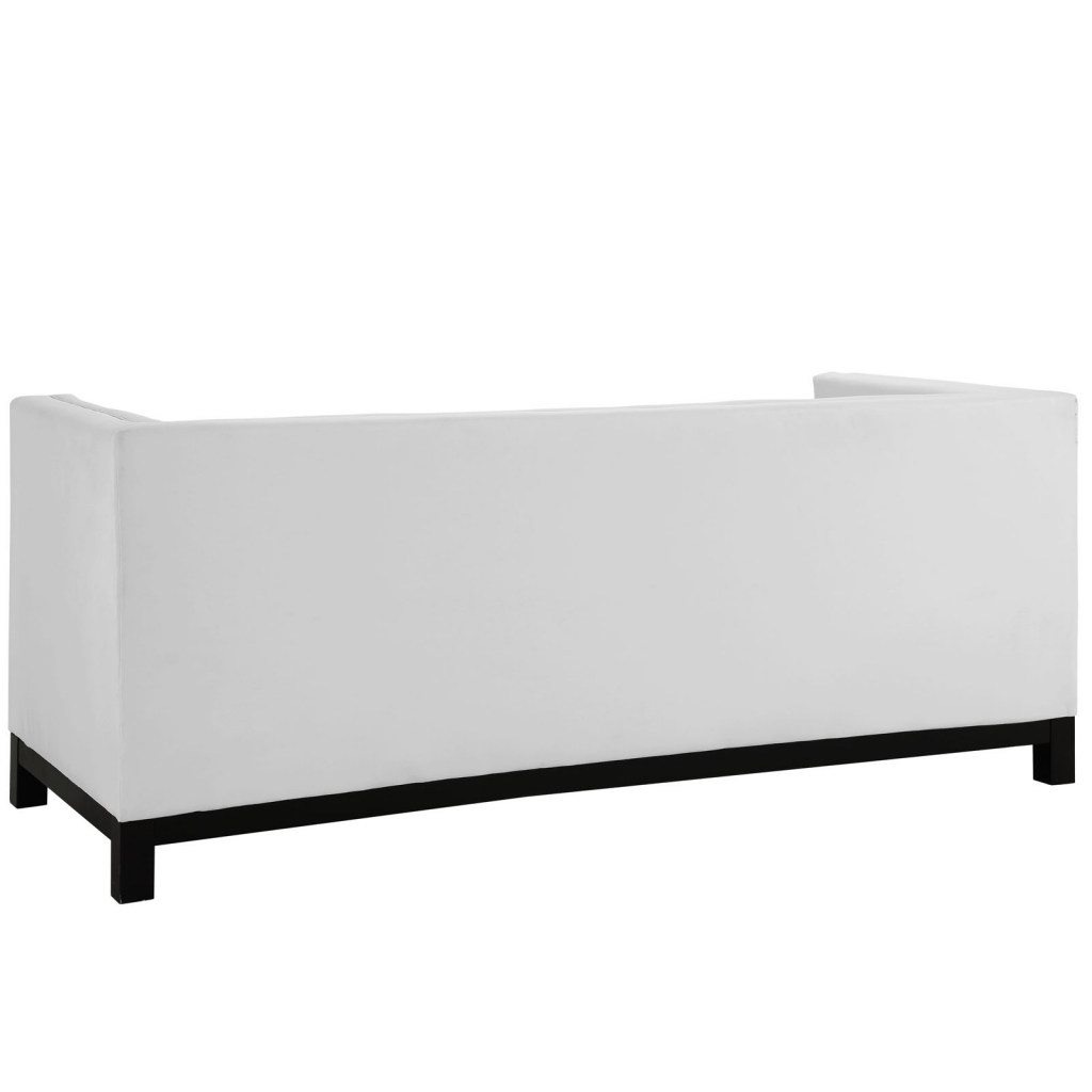White Empire Sofa 3