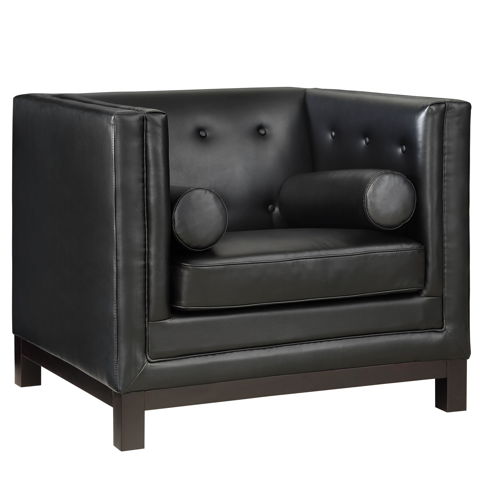 Empire Sofa Armchair Black 5