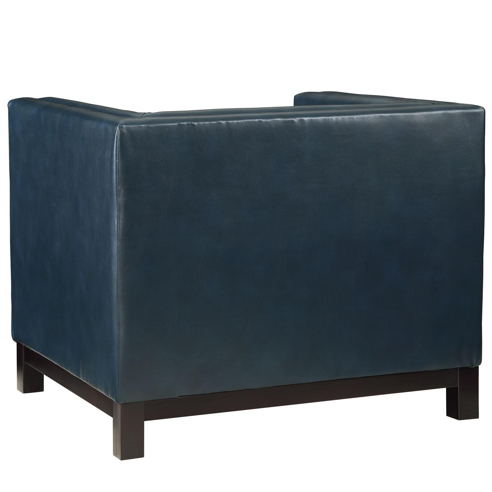empire sofa armchair blue 3
