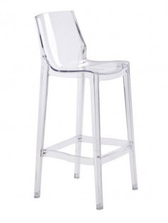 translucent clear barstool 237x315