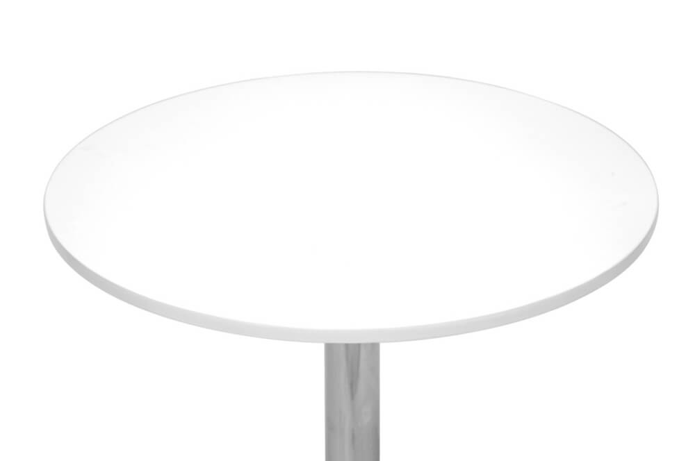 white cafe table 2