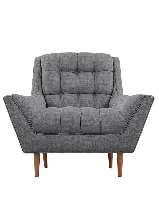 Hued sofa amrchair