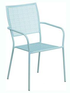 Metal brocade chair 1 237x315