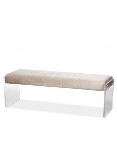 Regency Acrylic Bench 237x315