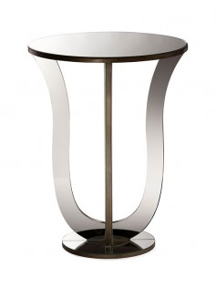 Swan Mirror End Table 237x315