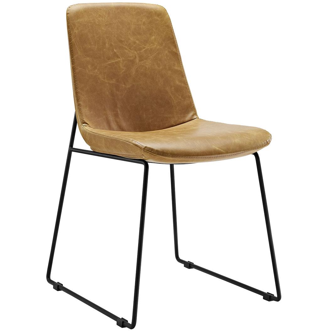 beacon tan side chair 3