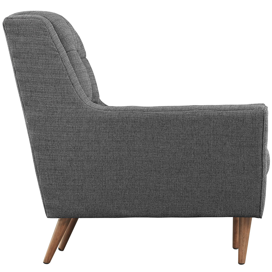 hued dark gray armchair 2