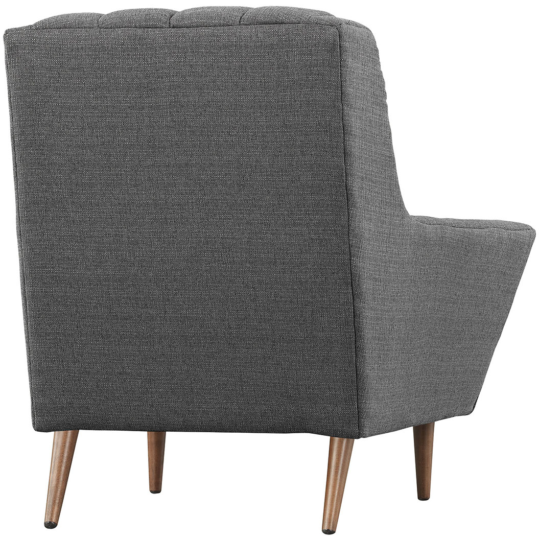 hued dark gray armchair 3