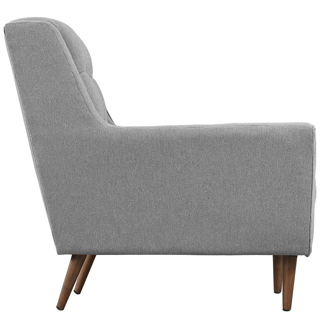 hued light gray armchair 2
