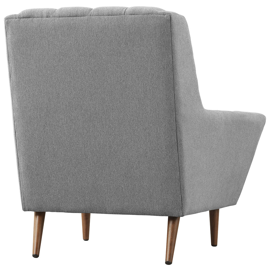 hued light gray armchair 3