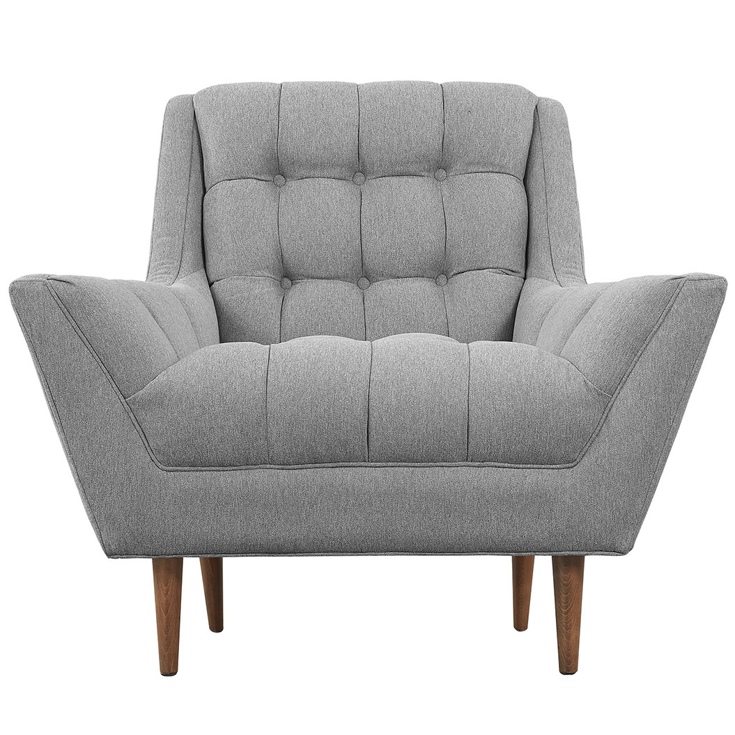 hued light gray armchair 4