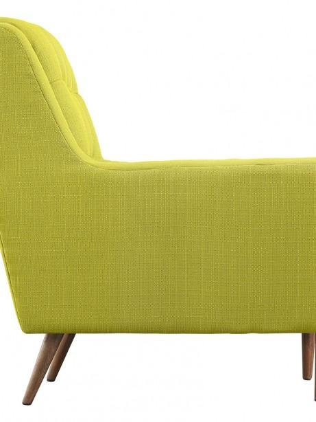 hued lime green armchair 2 461x614