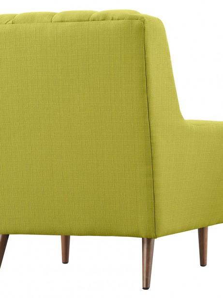 hued lime green armchair 3 461x614