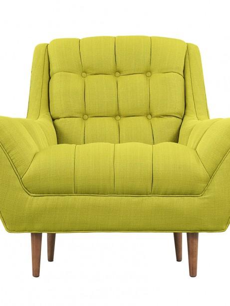 hued lime green armchair 4 461x614