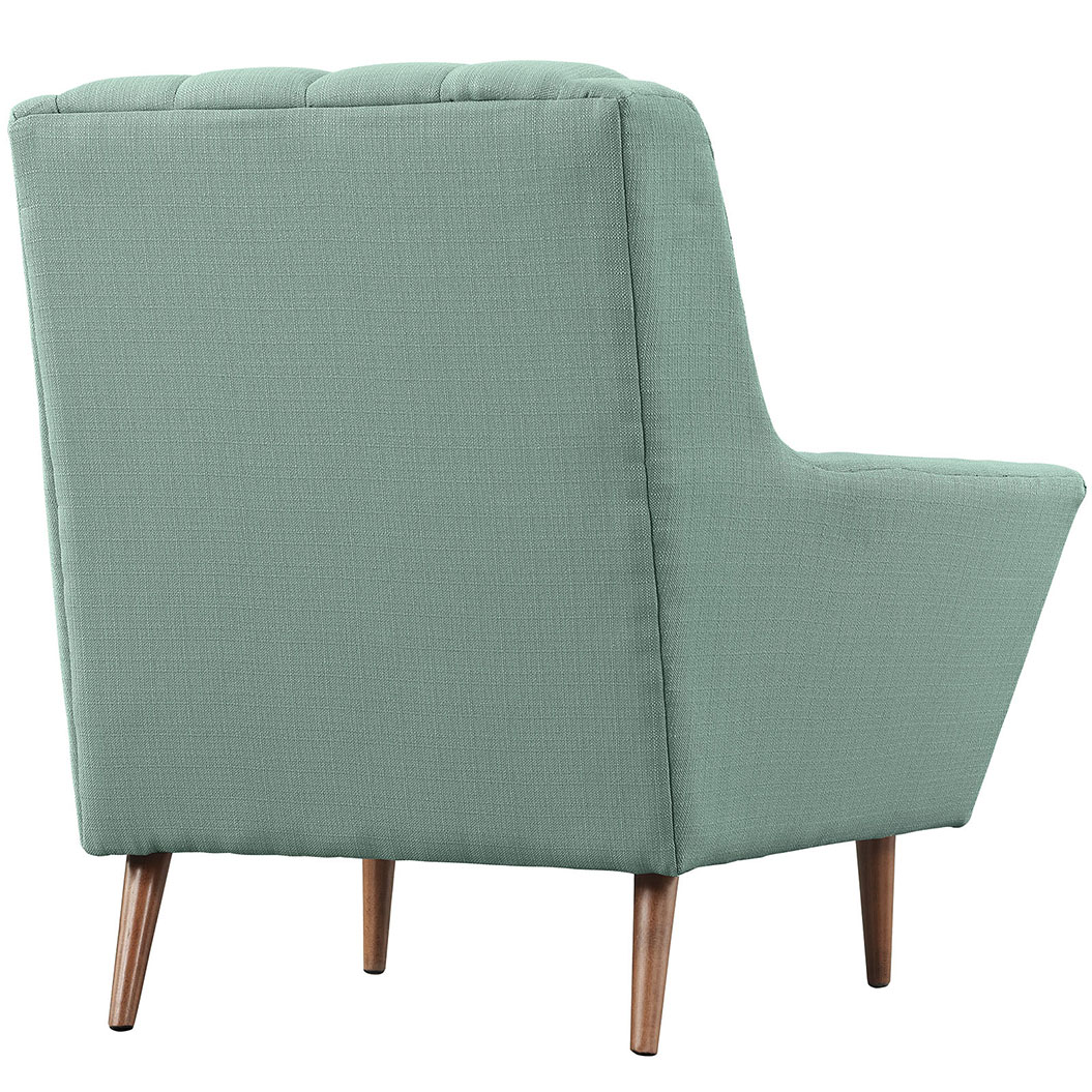 hued mint green armchair 3