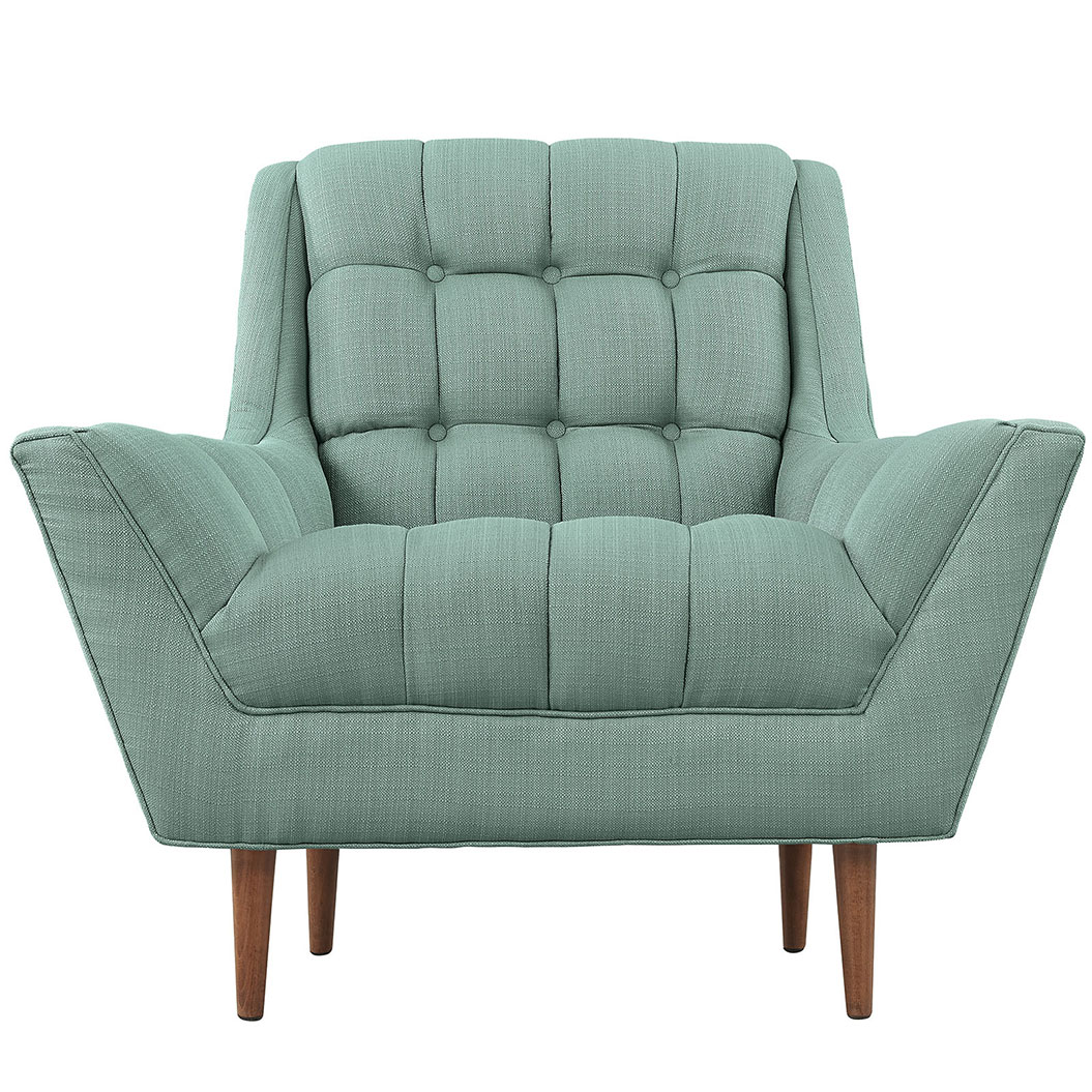 Hued Armchair Modern Furniture Brickell Collection
