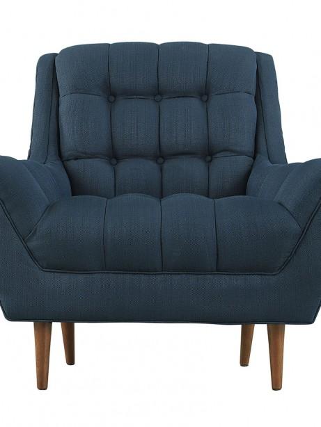 hued navy blue armchair 2 461x614