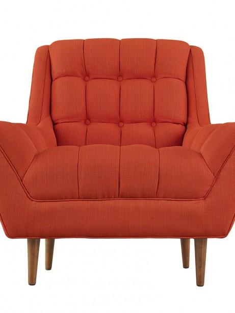 hued red orange armchair 3 461x614