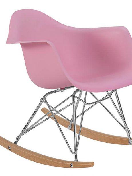 kids pink rocking chair 2 461x614