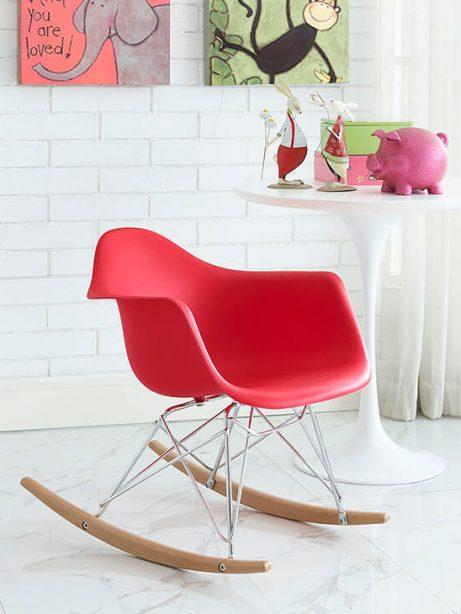 kids red rocking chair 5 461x614