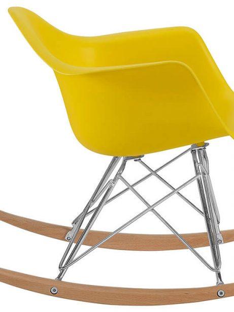 kids yellow rocking chair 3 461x614