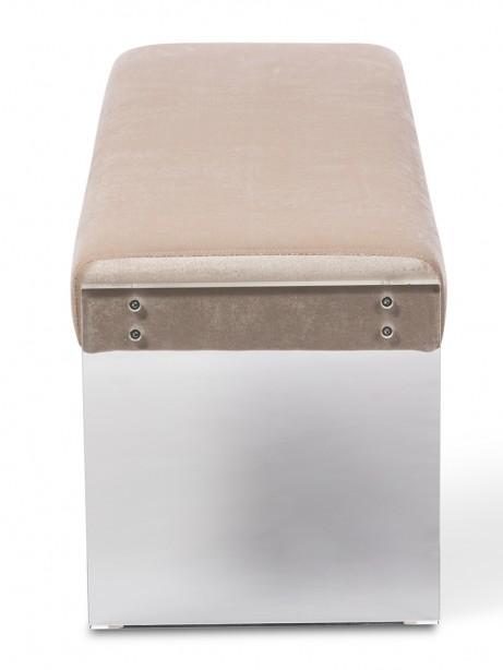 regency acrylic bench taupe 4 461x614