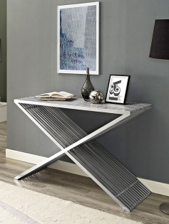 Chrome X Console Table 237x315