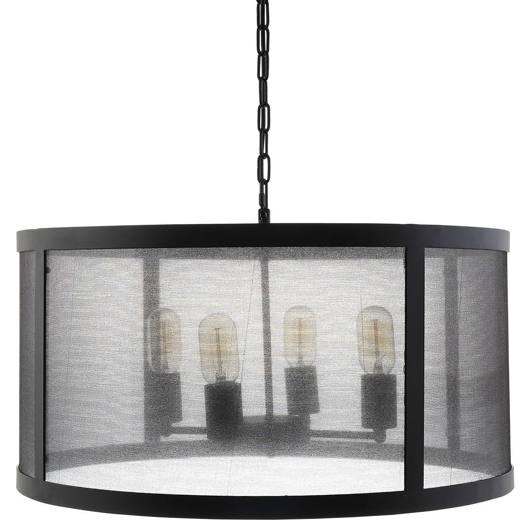 enclosed chandelier 2