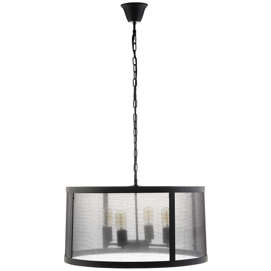 enclosed chandelier