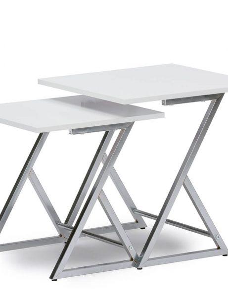 milan white nesting table set 2 461x614