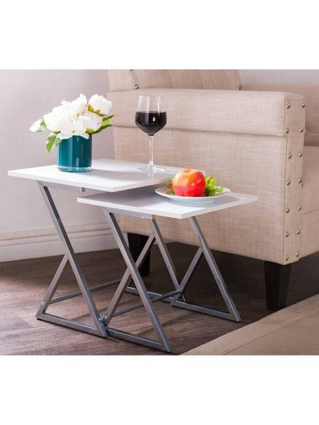 milan white nesting table set 5 461x614