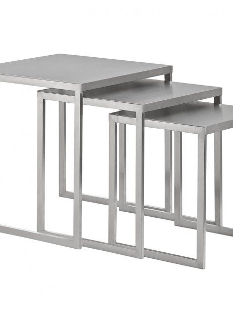 stainless steel nesting table set 3 461x614