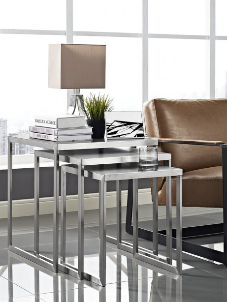 stainless steel nesting table set 5 461x614