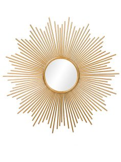Golden Ray Mirror 237x315