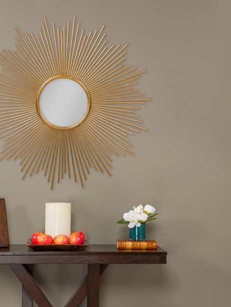 Golden Rays mirror 461x614