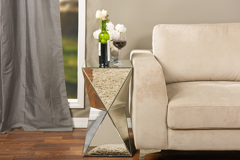 mirror prism side table 1