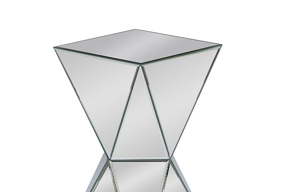 mirror prism side table 2
