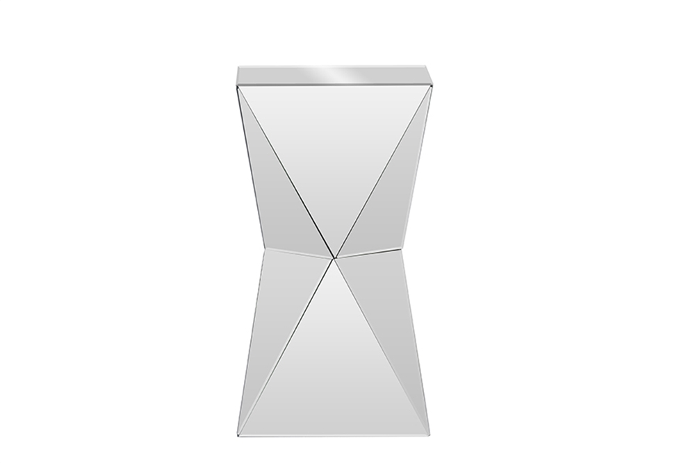 mirror prism side table 3