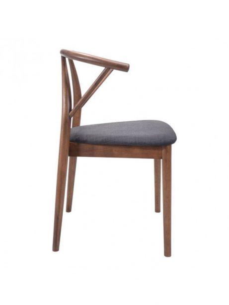 scandinavian wood chair 461x614